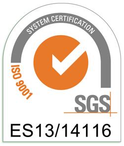 certificacion calidad IDYCOS